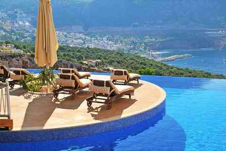 Likya Residence Hotel & Spa - Five Star Adults Only Boutique Resort on the Stunning Lycian Coast - Save 0%