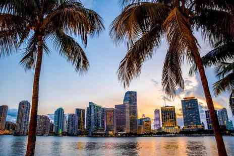 Worldwide Tours and Travel - Three nights Miami Beach getaway with flights - Save 24%