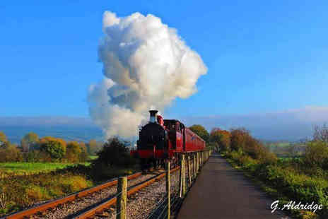 Avon Valley Railway - Two all day rover tickets on Avon Valley Steam or Diesel Train - Save 53%
