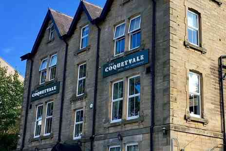 The Coquetvale Hotel - Elegant Northumberland retreat for two with afternoon tea, breakfast and bottle of Prosecco on arrival - Save 40%
