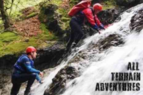 All Terrain Adventures - Ghyll Scrambling Experience For One - Save 50%
