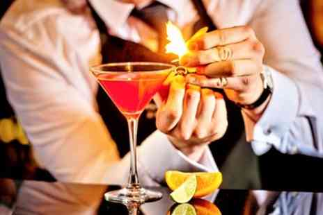 Marco Pierre White Steakhouse - Choice of Three or Six Cocktails - Save 56%