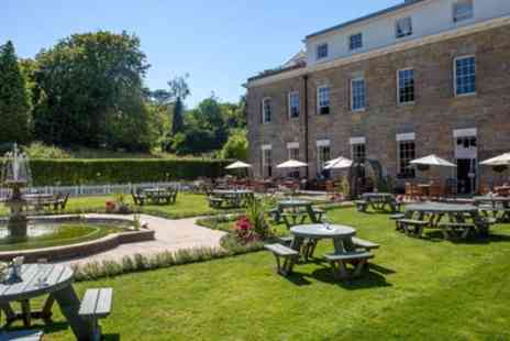 Stanmer House - Choice of Brunch with Tea or Coffee and Jug of Mimosa for One or Two - Save 48%