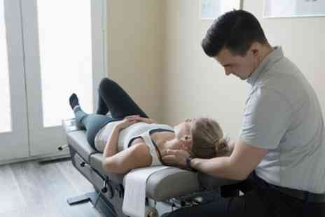 Core Chiropractic - Chiropractic Consultation and Two Treatments - Save 68%