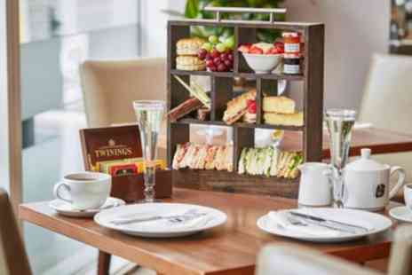 Hilton Garden Inn - Afternoon Tea with Optional Prosecco for Two or Four - Save 31%