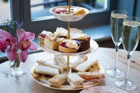 Ashburnham Hotel - Traditional Afternoon Tea with Optional Free Flowing Prosecco for Two - Save 37%