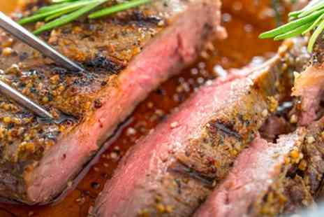Chartwell Arms - 8oz Rump Steak Each and Bottle of Wine to Share for Two or Four - Save 30%