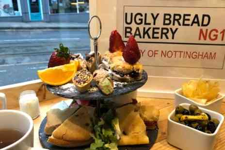 Ugly Bread Bakery - Afternoon Tea for Two or Four - Save 50%