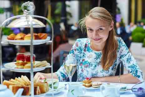 Spencers Bistro at the Salisbury - Afternoon Tea with Fizz for Two or Four - Save 20%