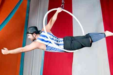 John Lawsons Circus - One general admission ticket to John Lawsons Circus on 2 To 24 April - Save 25%