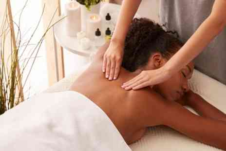 Uroojs Hair Beauty - Full Body Massage - Save 50%