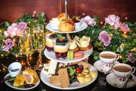Ashmount Country House - Afternoon Tea with Prosecco for Two or Four - Save 30%