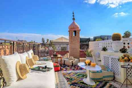 Hotel Du Tresor Riad & Spa - Authentic Riad in Prime Location for two - Save 32%