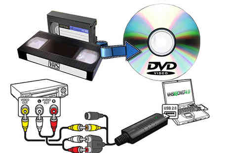 ugoagogo - Vhs to Dvd Converter With Free Delivery - Save 56%