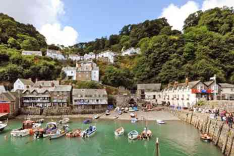 Red Lion Hotel Devon - Two nights coastal escape - Save 47%