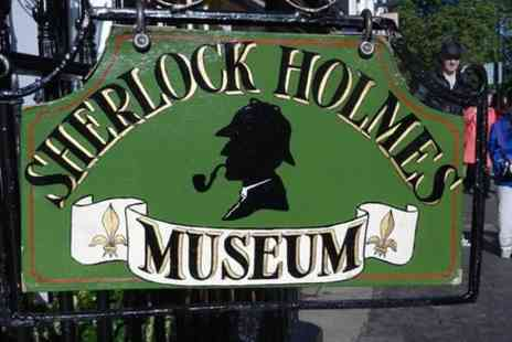 London top sight tours - Westminster Walking Tour and Visit the famous Sherlock Holmes Museum - Save 0%