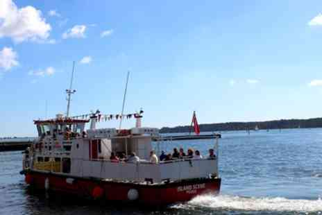 City Cruises - Child, Adult or Family Ticket to Poole Harbour and Islands Cruise - Save 36%