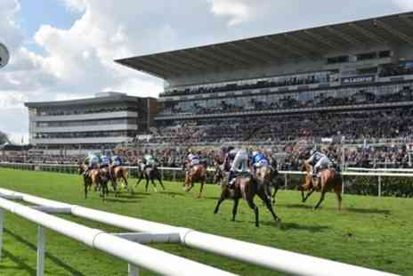 Doncaster Racecourse - Two grandstand adult tickets to Wild West Family Fun Raceday with two racecards and entry for up to six children on 31 March - Save 0%