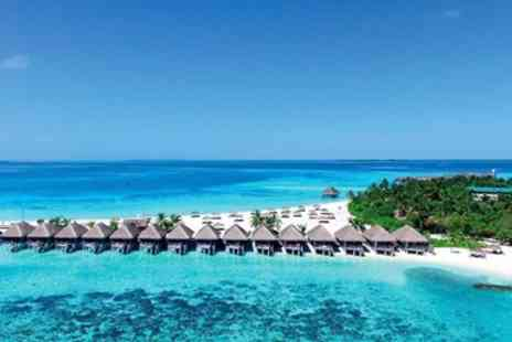 The Turquoise Holiday Company - Seven nights All inclusive water villa holiday - Save 0%