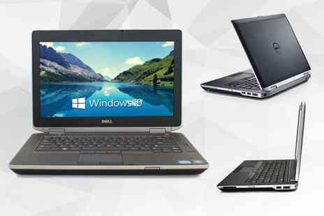 The IT Refurbisher - Refurbished Dell Latitude E6420 laptop - Save 66%