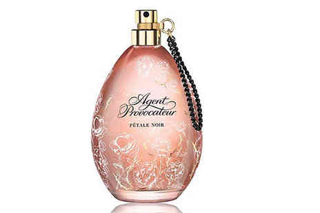 Fragrance and Cosmetics - Agent Provocateur Petale Noir Eau de Parfum Spray 30ml - Save 58%