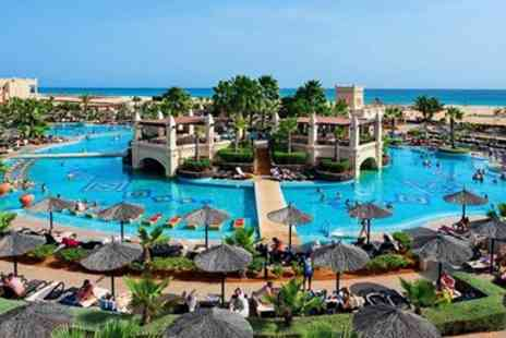 Hays Travel - Cape Verde Five star All inclusive holiday with flights - Save 0%