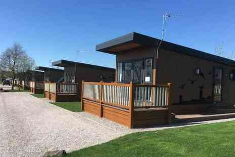 Harrisons Leisure - Two nights holiday home stay for four people - Save 0%