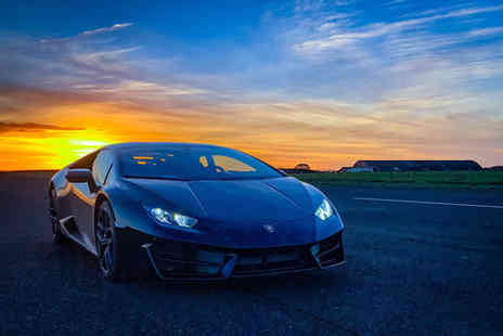 Supercar World UK - Three lap driving experience for one person in a sports car or super car - Save 64%