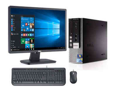 The IT Refurbisher - Refurbished Dell Optiplex 780 PC - Save 85%