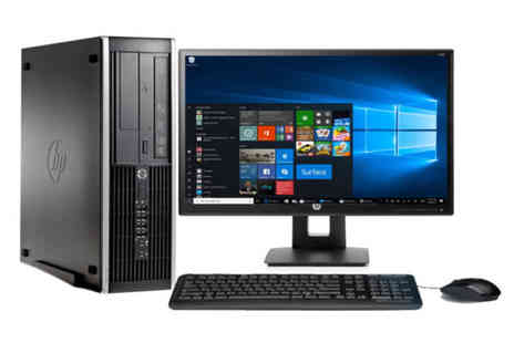 The IT Refurbisher - Refurbished HP Compaq 8200 Elite PC - Save 50%