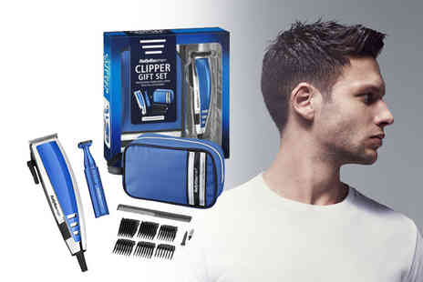 Trojan Electronics - BaByliss 7447GU hair clipper for men - Save 52%