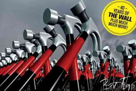 ATG Tickets - One best available Band B or A ticket to Brit Floyd on 4 March - Save 41%