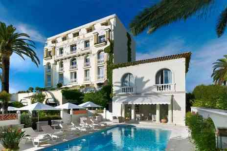 Hotel Juana - Five Star Luxury Boutique on the Riviera - Save 21%