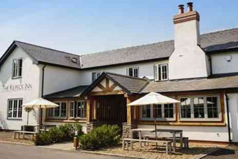 The Kilpeck Inn - Overnight stay and Three course meal for 2 - Save 44%