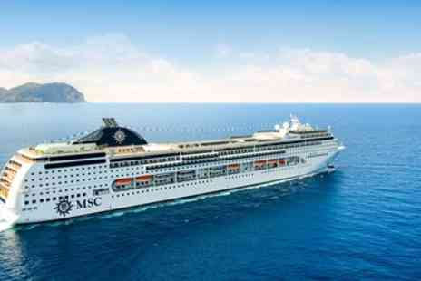 Cruise Nation - Six Nights Adriatic cruise with Venice stay and  free cabin upgrade - Save 0%