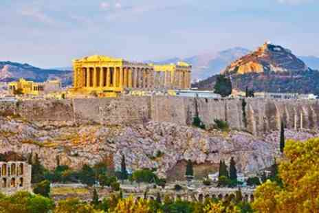 Cruise Nation - 10 Nights Greek Islands cruise with Athens stay - Save 0%