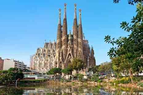 Cruise Nation - Nine nights Mediterranean cruise with Barcelona stay - Save 0%