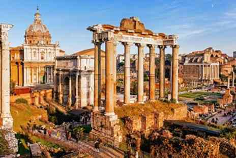 Cruise Nation - 12 Nights luxury Mediterranean cruise with Rome stay - Save 0%