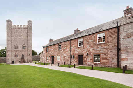 Appleby Castle Holiday Cottages - Two nights self catered Cumbria cottage stay for up to four people - Save 64%