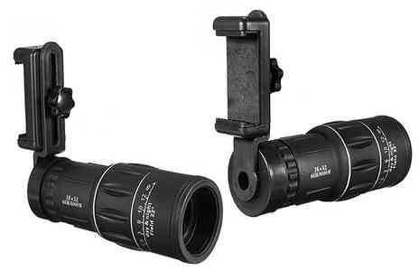 Ckent - Smartphone telescopic zoom lenses - Save 72%