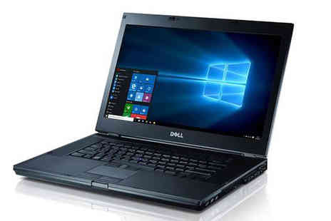 The IT Refurbisher - Refurbished Dell Latitude E6410 laptop - Save 70%