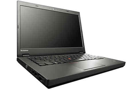 Glenluce Computers - Lenovo ThinkPad Laptop with Windows 10 & 320GB HDD or 120GB SSD - Save 60%