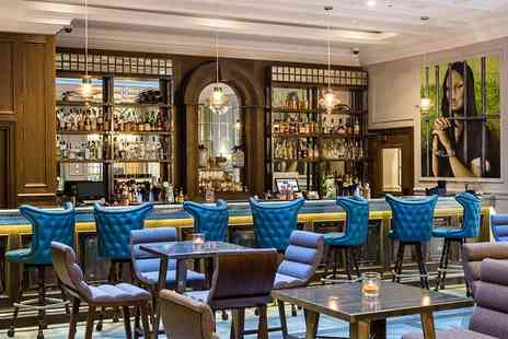 Courthouse Hotel - Cinebrunch experience for two people including a three course brunch with bottomless Prosecco each and a film screening - Save 10%