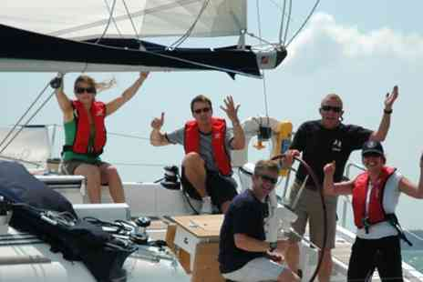 Fairview Sailing - One Night Sailing Experience for One or Two with Dinner, Prosecco and Skipper Service - Save 0%