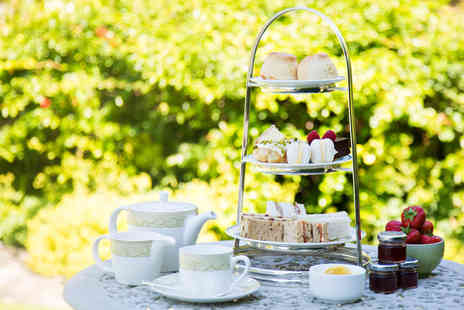 Mallory Court Hotel - Traditional Afternoon Tea for Two - Save 0%