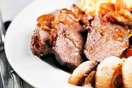 Tyydan Llan - Michelin starred Sunday lunch with coffees for 2 - Save 0%
