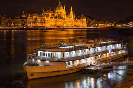 Travel Center - Two nights Budapest stay with breakfast and return flights - Save 45%