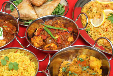 Dhanistha's - Meal for two, mouth watering Sri Lankan and South Indian cuisine - Save 60%