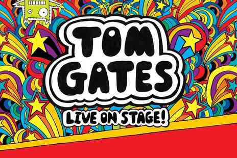Birmingham Stage Company - Child ticket to see Tom Gates Live on Stage - Save 55%