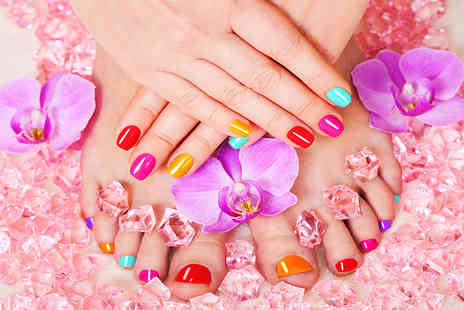 Epping Beauty Clinic - OPI gel manicure or pedicure - Save 48%